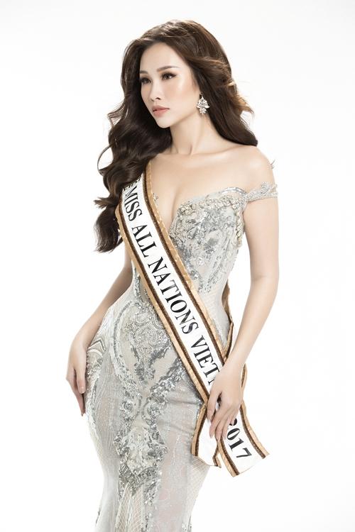 Nhan sắc người đẹp siêu vòng 3 thi Hoa hậu các Quốc gia - 1
