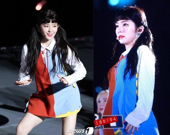 Irene để tóc mái: Khi bị chê thảm họa, khi được khen như nữ thần