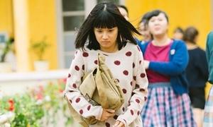 Tạo hình 'quê mùa' của Hoàng Yến Chibi trong phim mới
