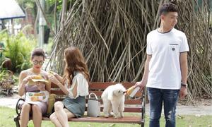 Trấn Thành không dám tỏ tình với Minh Hằng trong phim ngắn