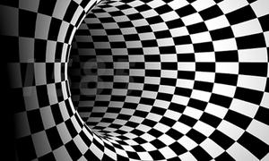 Hoa mắt tìm số trong loạt tranh ảo giác