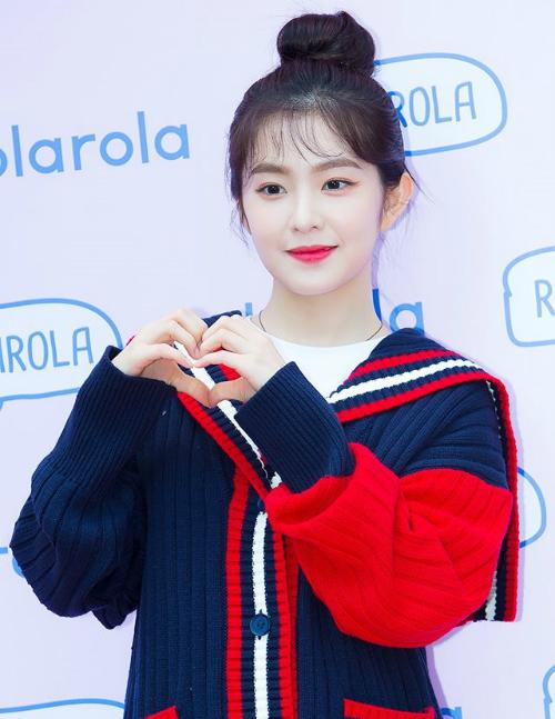 Irene để tóc mái: Khi bị chê thảm họa, khi được khen như nữ thần - 4