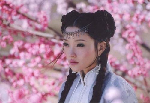 Nhan sắc không tuổi của nữ diễn viên Lý Tiểu Lộ - 4
