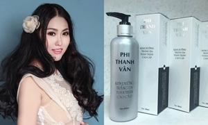 Công ty mỹ phẩm của Phi Thanh Vân thừa nhận sai phạm, chịu xử phạt