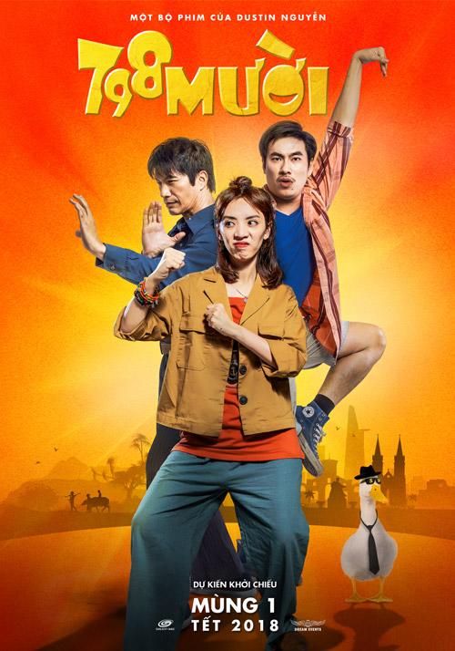 4 phim hài Việt được chiếu dịp Tết 2018 - 2