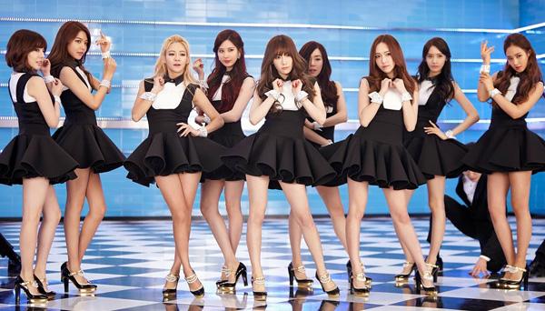 Những bộ đồng phục nữ sinh sexy nhất của idol Hàn - 7