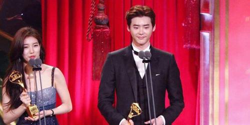Vừa chia tay Lee Min Ho, Suzy đã được Lee Jong Suk trực tiếp tỏ tình