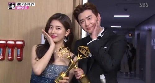 Vừa chia tay Lee Min Ho, Suzy đã được Lee Jong Suk trực tiếp tỏ tình - 1