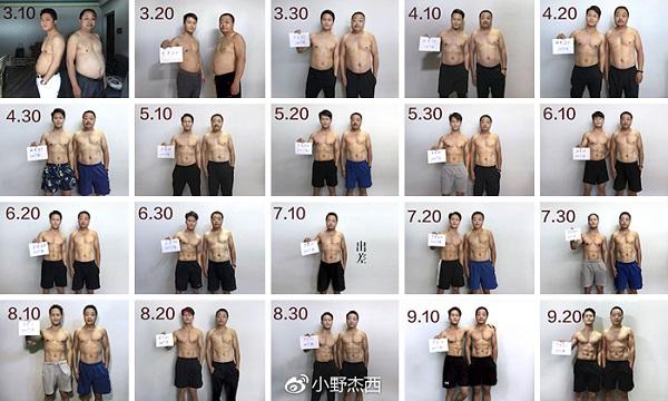 Cả gia đình tập gym và thay đổi ngoạn mục sau 6 tháng - 10