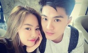 Đã chia tay, Linh Chi vẫn nhiệt tình khoe ảnh cùng Lâm Vinh Hải