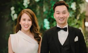 4 năm yêu ngọt ngào của Thành Trung và bà xã xinh đẹp