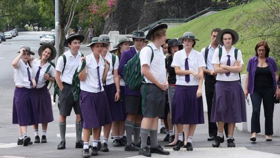 Đồng phục học sinh khắp thế giới - 2