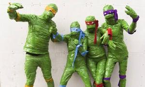 Cười ngất với những 'thánh' cosplay siêu lầy