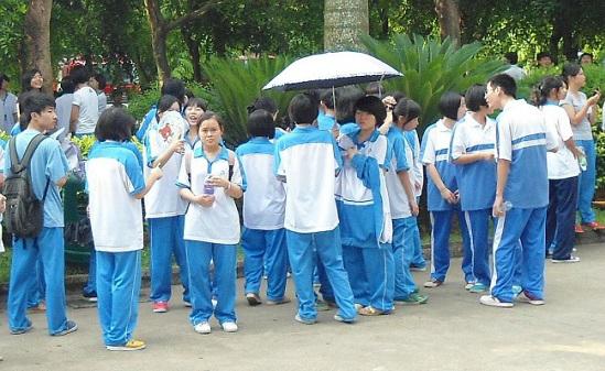 Đồng phục học sinh khắp thế giới - 5
