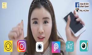 6 app chỉnh sửa ảnh con gái Hàn thích mê