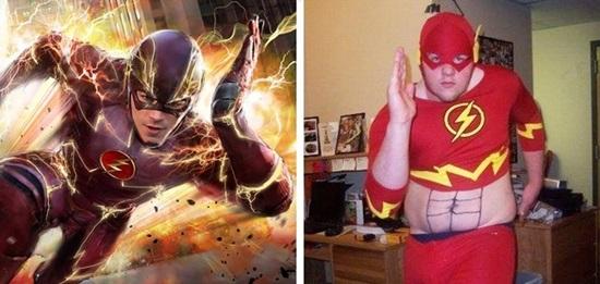 The Flash - tia chớp.