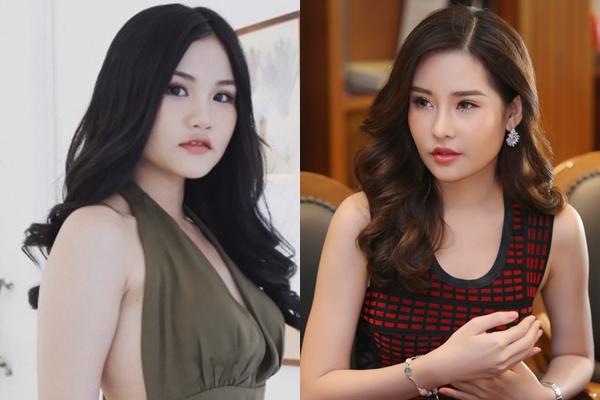 Cô nàng Miss Teen gây chú ý vì được so sánh giống Hoa hậu Đại dương