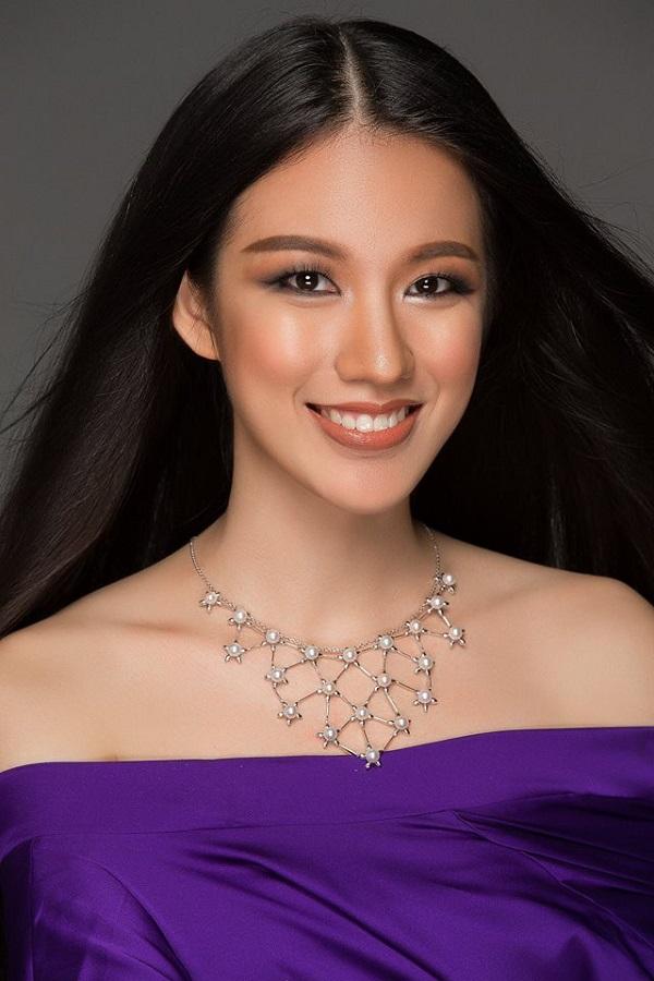 8 cô gái có gương mặt đẹp nhất Hoa hậu Hoàn vũ 2017 - 2