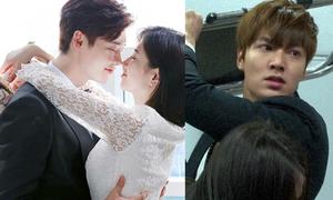 Vừa chia tay Lee Min Ho, Suzy đã được Lee Jong Suk 'tỏ tình'