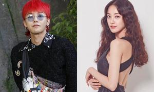 Sự nghiệp của bạn gái G-Dragon liệu có xứng với ngôi sao quyền lực nhất Kpop