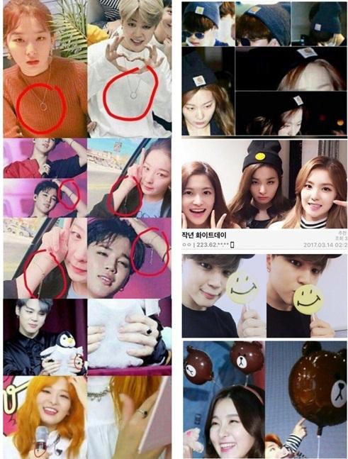 Những idol nữ được gán ghép với thành viên BTS - 5