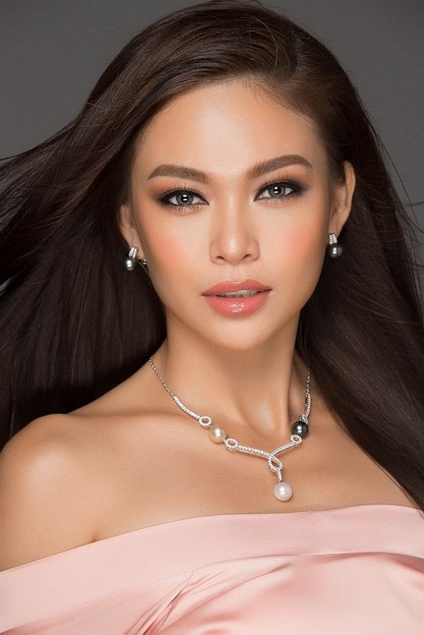 8 cô gái có gương mặt đẹp nhất Hoa hậu Hoàn vũ 2017 - 6