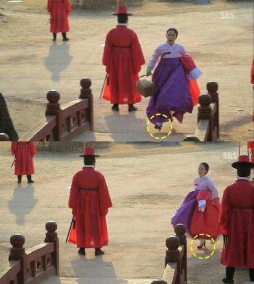 Những lỗi ngớ ngẩn trong phim Hàn khiến bạn khó nhịn cười - 12