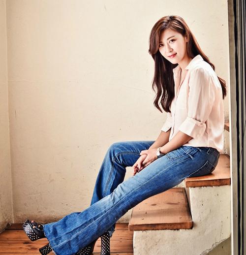 Loạt sao trẻ mãi không già của showbiz Hàn Quốc - 7