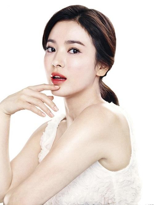 Loạt sao trẻ mãi không già của showbiz Hàn Quốc - 8