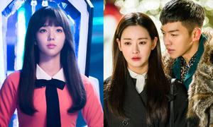 5 phim Hàn hấp dẫn nhất màn ảnh nhỏ đầu 2018