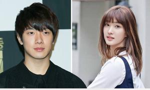 Cặp đôi thần tượng Hàn Quốc kết hôn vì… chạy bầu