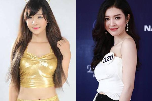 3 cô gái xinh như mộng ở Hoa hậu Hoàn vũ bị nghi sửa răng, thẩm mỹ - 4
