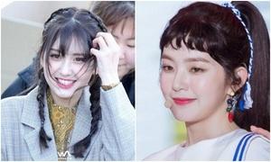 6 mỹ nhân Kpop để tóc mái: Người được khen, kẻ bị 'dìm' nhan sắc