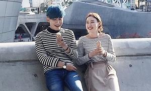 Cô gái Hàn xinh đẹp được tìm kiếm nhờ làm 'bạn gái' Chí Thiện