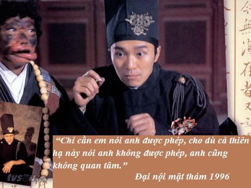 Những câu thoại kinh điển trong phim của Châu Tinh Trì - 1