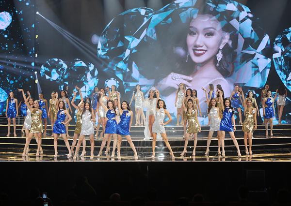 Chung kết Hoa hậu Hoàn vũ Việt Nam 2017: Mâu Thủy là Á hậu 2