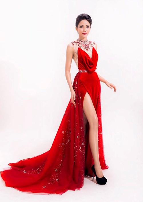 Vẻ đẹp nóng bỏng của Hoa hậu Hoàn vũ Việt Nam HHen Niê - 8
