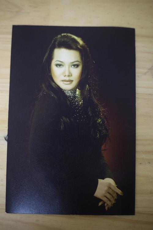 Hình ảnh giả gái khi chưa chuyển giới của Cindy Thái Tài lần đầu công bố.