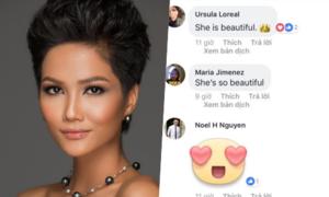 Người nước ngoài nói gì về tân Hoa hậu Hoàn vũ Việt Nam