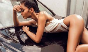 Vẻ đẹp nóng bỏng của Hoa hậu Hoàn vũ Việt Nam H'Hen Niê