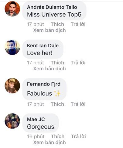 Người nước ngoài nói gì về tân Hoa hậu Hoàn vũ Việt Nam - 5