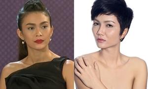 Nghịch lý ở HHHV: Á hậu 2 từng là người chấm thi Hoa hậu