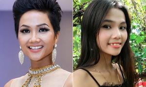 Em gái nhỏ nhắn, nữ tính của Hoa hậu Hoàn vũ H'Hen Niê