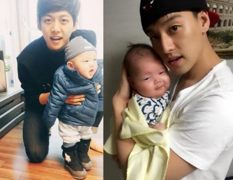 Fan Kpop thấy mình đã già khi các idol này lập gia đình, sinh con - 8