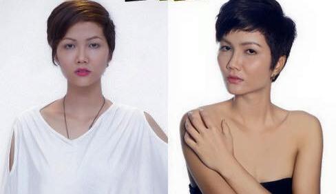 Những điểm trùng hợp giữa 2 Hoa hậu Phạm Hương - HHen Niê - 5