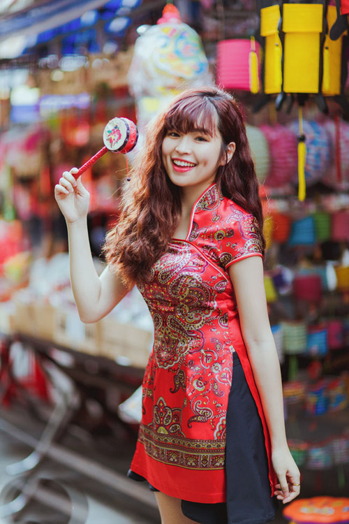 Ngoài tân hoa hậu, Đắk Lắk còn nhiều hot girl xinh như mộng khác nữa - 9