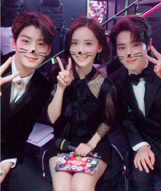 Dàn nữ thần Kpop từng hợp tác với mỹ nam thế hệ mới Eun Woo - 7