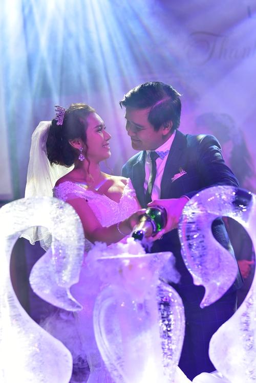 Lan Ngọc và dàn sao Việt dự đám cưới diễn viên Cánh đồng bất tận - 8