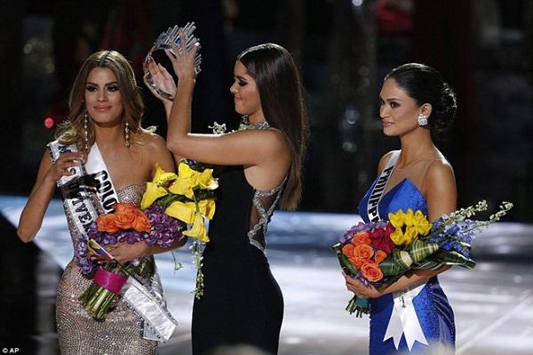 Điều gì làm cho các Hoa hậu Hoàn vũ thêm phần nổi tiếng? - 2