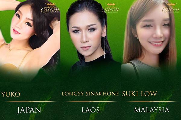 Nhan sắc các đối thủ của Hương Giang ở cuộc thi hoa hậu chuyển giới - 5